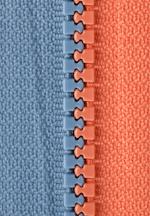 Plastic Different Color Sides