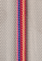 Two Different Color Thread